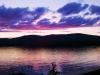 Whetstone sunset